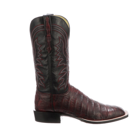 Charlie Cowboy Boots // Black Cherry (US: 7)