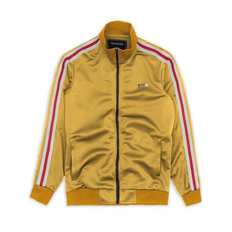 Bowery Jacket // Yellow (XS)