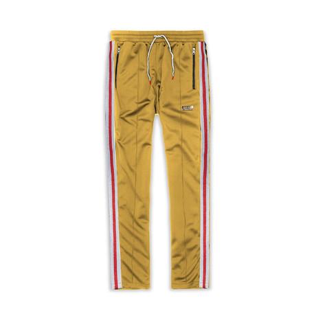 Bowery Track Pants // Yellow (XS)