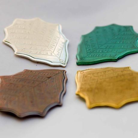 Elvish Four Leaf Set
