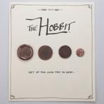 The Hobbit™ Set 1 // The Shire™ Set of Four Coins