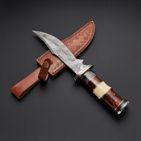 Motu Hunting Knife // 01