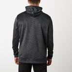 Frontier Fitness Tech Hoodie // Black (S)