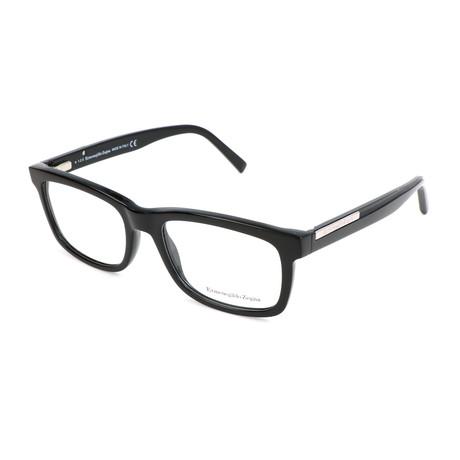 Men's EZ5030 Optical Frames // Shiny Black
