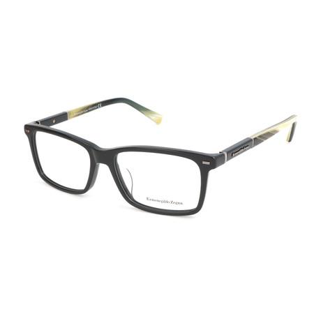 Men's EZ5037-F Optical Frames // Gray