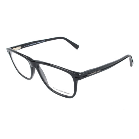 Men's EZ5044 Optical Frames // Shiny Black