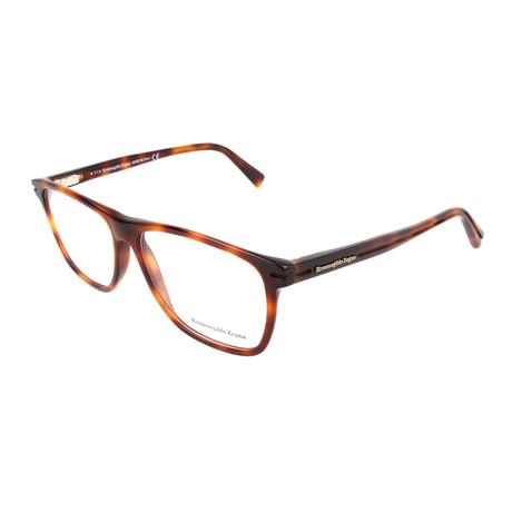 Men's EZ5044 052 57mm Optical Frames // Dark Havana