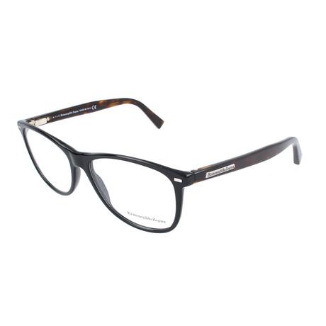 Men's EZ5055 Optical Frames V2 // Black