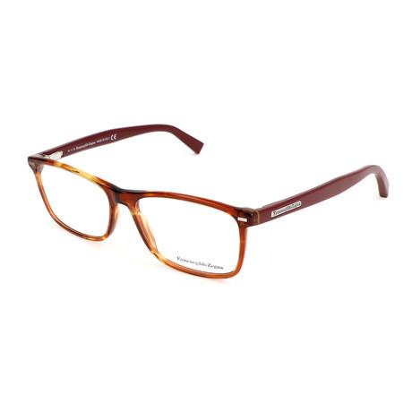 Men's EZ5056 069 57mm Optical Frames // Shiny Bordeaux