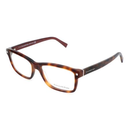 Men's EZ5098 052 Optical Frames // Dark Havana