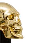 Golden Skull Shoehorn