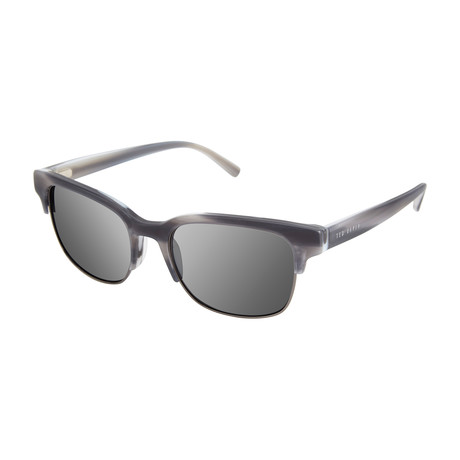 Rishi Sport Club Polarized Sunglasses // Gray