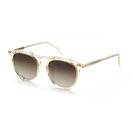 Men's Aviator Sunglasses // Ale + Brown