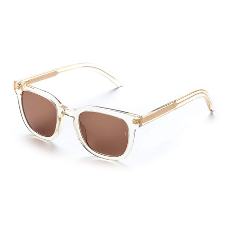 Men's Square Sunglasses // Ale + Brown