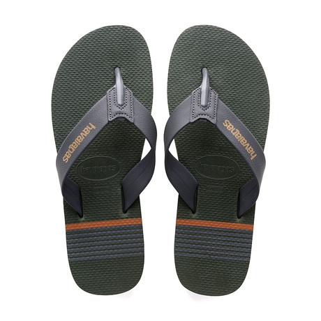 Urban Craft Sandal // Green Olive (US: 8)