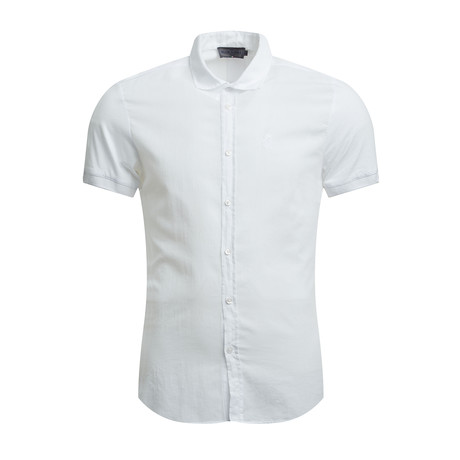 Allan Shirt // White (3XL)