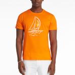 Moises T-Shirt // Orange (L)