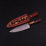 Damascus Chef Knife // 9152