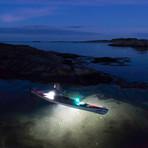 SUPGLO LED Underwater Light Tube Bundle // 60 LED