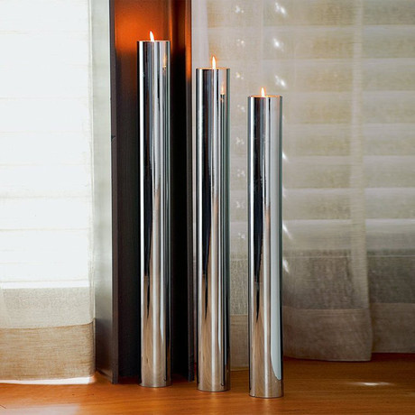 Base Floor Candlestick (Medium)