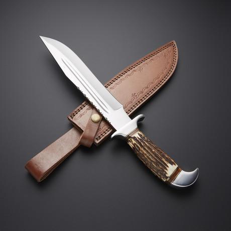 Samber Stag Knife // 02