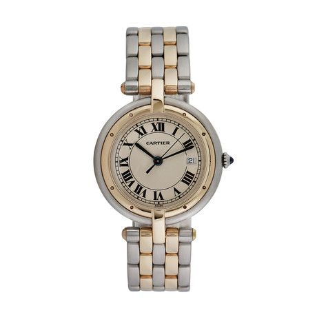 Cartier Cougar Ronde Quartz // 16543 // Pre-Owned