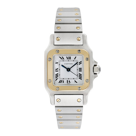 Cartier Santos Galbee Automatic // Pre-Owned