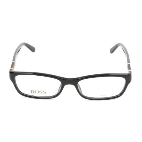 Women's 632-807 Optical Frames // Black