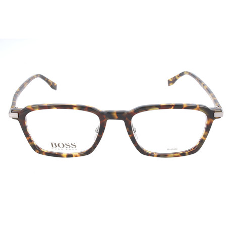 Men's 910-1GF Optical Frames // Havana