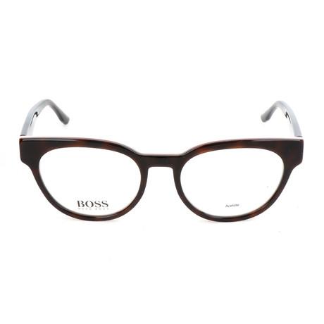 Women's 889-0T9 Optical Frames // Havana Brick + Ivory