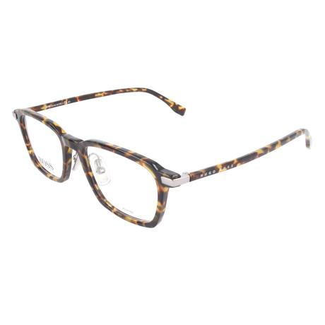 Men's 910-1GF Optical Frames // Havana