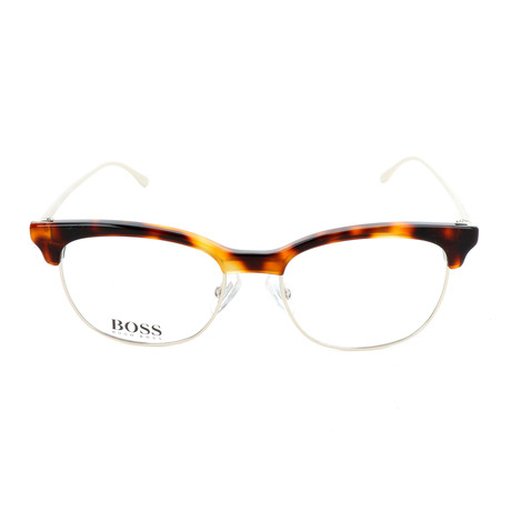 Women's 948-86 Optical Frames // Dark Havana