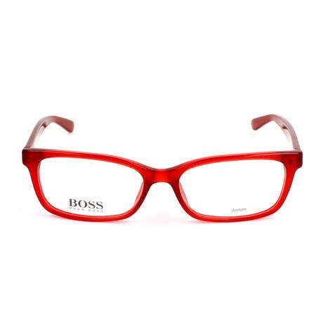Women's 790-SQ1 Optical Frames // Burgundy