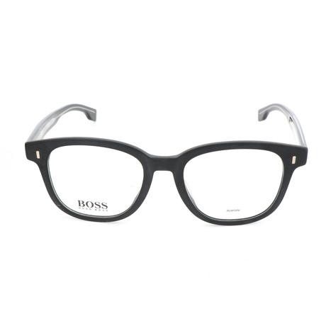 Men's 0954F-3 Optical Frames // Matte Black