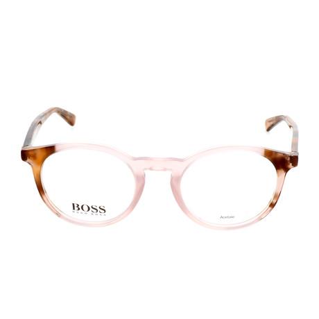 Women's 795-TAT Optical Frames // Pink Havana