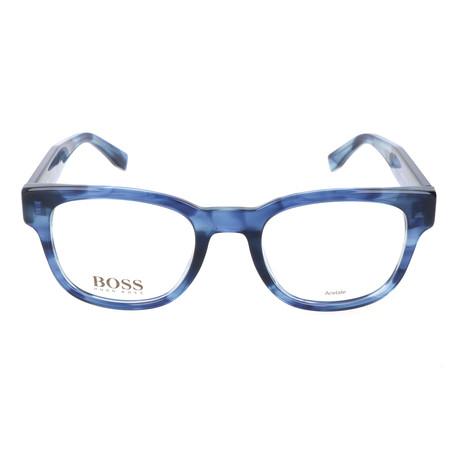 Men's 738-K94 Optical Frames // Havana Blue