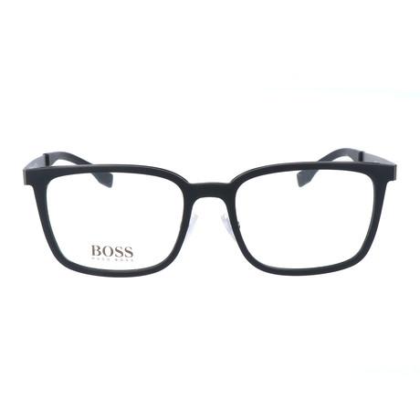 Men's 725-KDJ Optical Frames // Black Ruthenium