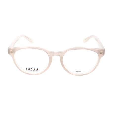Women's 0759F-KIR Optical Frames // Cream + Ice