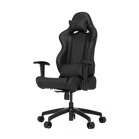 Racing Series S-Line SL2000 Gaming Chair // Black + Carbon