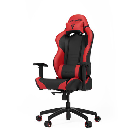 Racing Series S-Line SL2000 Gaming Chair // Black + Red