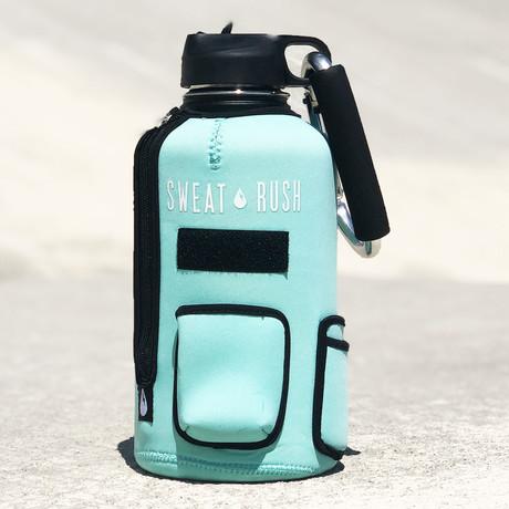 The Rushpack Bottle + Sleeve // 64oz (Pink)