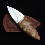 EDC D2 Blade (Marblewood)