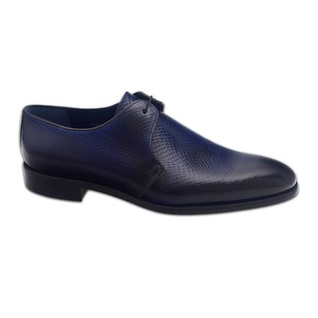 Abele Dress Shoes // Blue (Euro: 39)