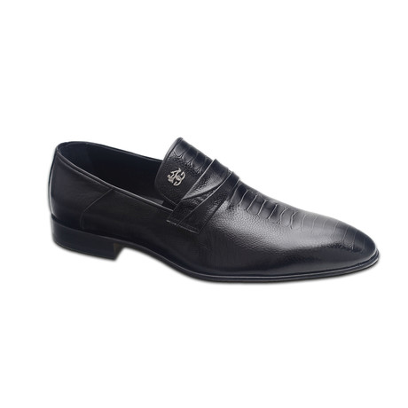Acario Dress Shoes // Black (Euro: 39)