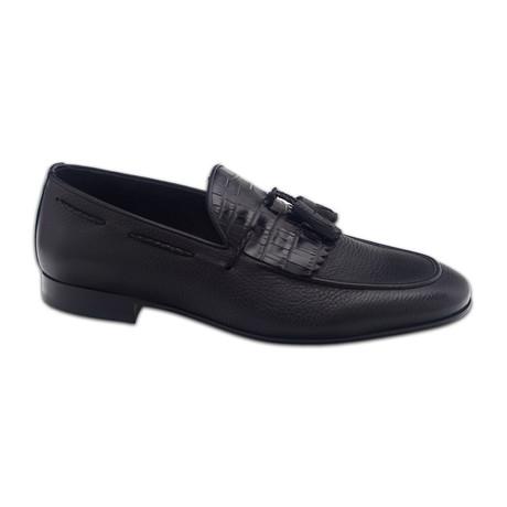 Abdieso Dress Shoes // Black (Euro: 39)