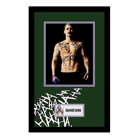 Jared Leto // Framed