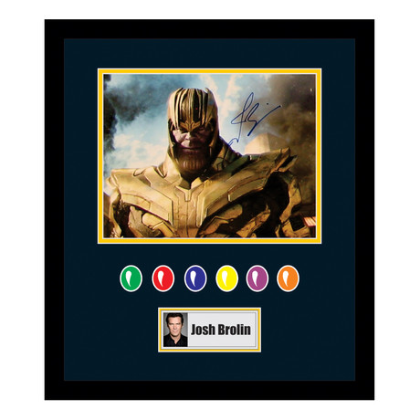 Josh Brolin // Framed