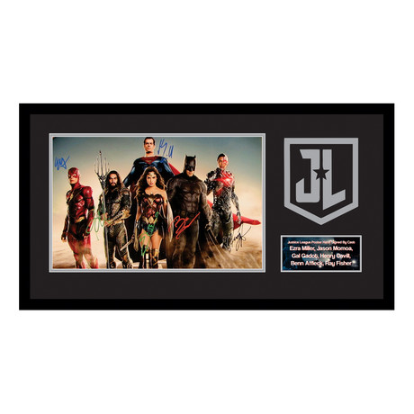 Justice League Cast // Framed