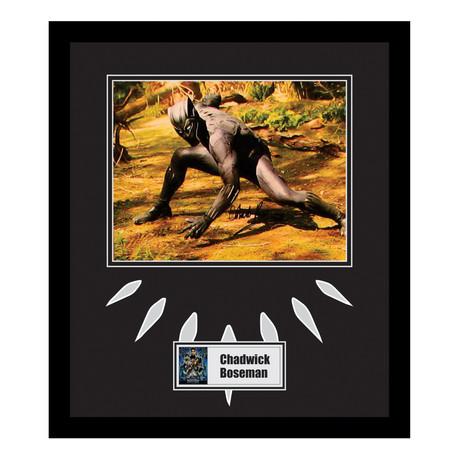 Chadwick Boseman // Framed
