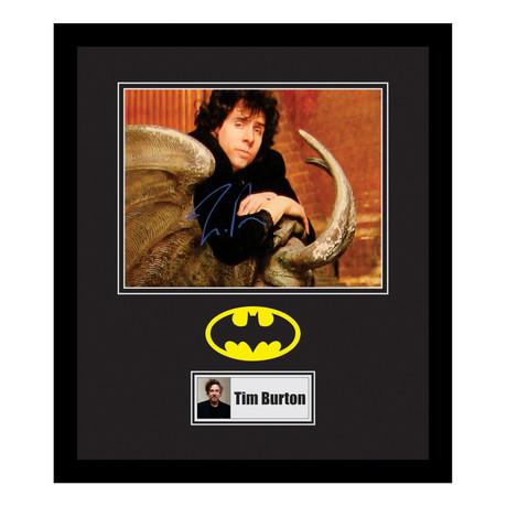 Tim Burton // Framed